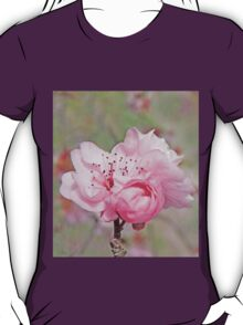Petite Pink Blossoms T-Shirt
