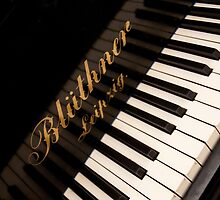 Grand Piano by EricHands