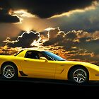 2001 Corvette Z06 Coupe I by DaveKoontz