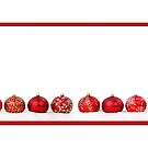 Christmas Mug by © Kira Bodensted