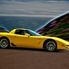 2001 Corvette Z06 Coupe II by DaveKoontz
