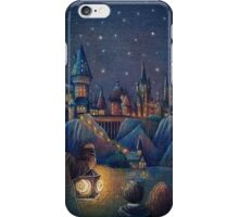 Hogwarts Fairytale iPhone Case/Skin