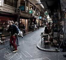 Centre Place, Melbourne by AquaMarina
