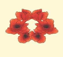 Coquelicots by byOli