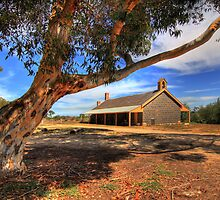 The Outbuilding - Werribee Mansion by Hans Kawitzki