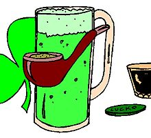 Green Beer by kwg2200