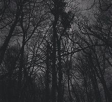 The Deepest Fear And Darkest Imagination by KyleDimDesign