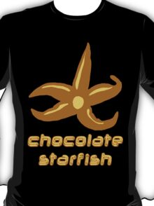 Chocolate Starfish T-Shirt