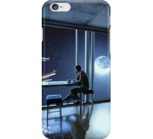 And then I sat quietly and watched them coming iPhone Case/Skin