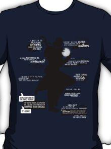 Dragon Age - Dorian Quotes T-Shirt