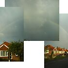 Rainbow in Caister-on-sea by Laura Kelk