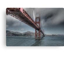 Golden Gate Bridge (Landscape) Canvas Print