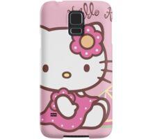 Hello Kitty Cute Design  Samsung Galaxy Case/Skin