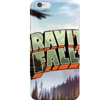 Gravity Falls iPhone Case/Skin