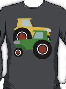 RED TRACTOR GREEN TRACTOR T-Shirt