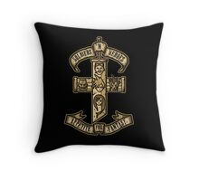 Appetite For Fantasy Throw Pillow