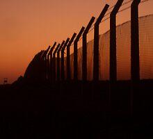 Fenceline by Justin Shaffer