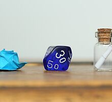the rose, the dice and the bottle by mowria