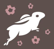 white rabbit by littlegirllost