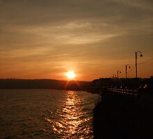 Penzance Sunset by Hannah83