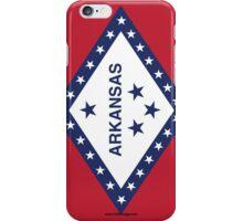 Arkansas State Flag iPhone Case/Skin