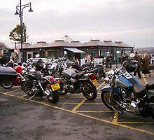 bikers meet by skphots