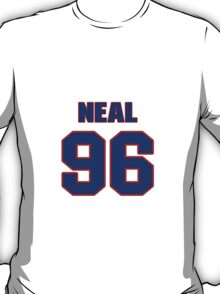 National football player Mike Neal jersey 96 T-Shirt