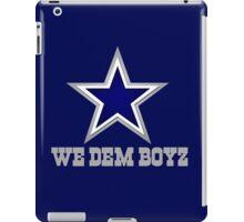 We Dem Boyz iPad Case/Skin