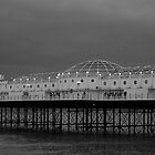 Brighton Pier by jimf66