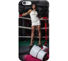 Sexy In The Ring iPhone Case/Skin