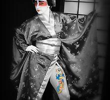 Geisha by Jennifer Harvey