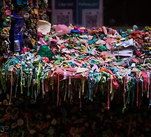The Gum Wall, Seattle by va103
