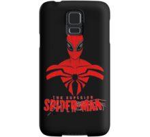 Superior Spidey Samsung Galaxy Case/Skin