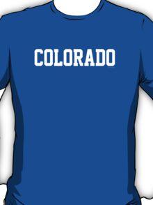 Colorado Jersey White T-Shirt