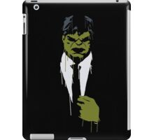 Hulk cool iPad Case/Skin
