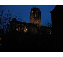 Cathedral once more Photographic Print
