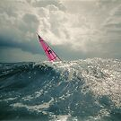 Windsurf Jamaica, Trelawny Bay  by F.  Kevin  Wynkoop
