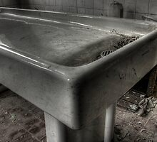 Down the drain by Richard Shepherd