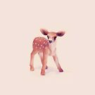 Little Fawn, Pink by ThistleandFox