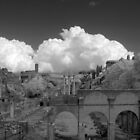 Roman Forum IR by Troy Dodds