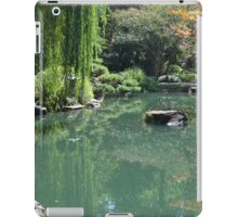 A little slice of paradise in the north Georgia mountains iPad Case/Skin