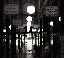 Inconspicuously Melbourne by Kimberley Gifford