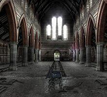 View of the chapel by Richard Shepherd