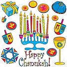 Happy Hannukah! by Shulie1