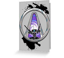 Vault Dominator Greeting Card