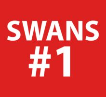 Swans Supporter Shirt by troyw