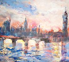 Colourful London by Ballet Dance-Artist