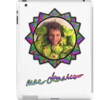 Mac Demarco - Lettuce Bath [Text Version] iPad Case/Skin