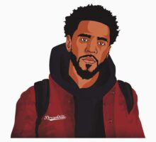 J Cole Dreamville by PresentDank