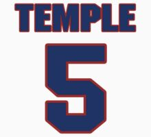 National baseball player Johnny Temple jersey 5 by imsport